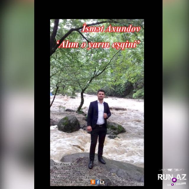 Ismet Axundov ft Gulnar Ismayilova - Alim O Yarin Esqini