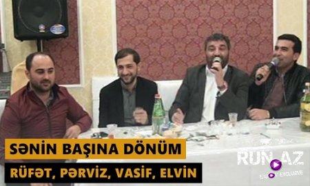 Rufet Nasosnu, Perviz Bulbule, Vasif Azimov - Senin Basina Donum 2017 (Yeni)