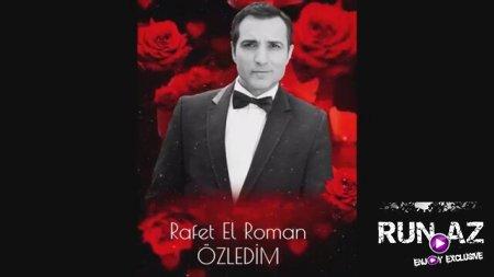 Rafet El Roman - Özledim 2018