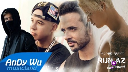 Luis Fonsi & Alan Walker - Despacito Faded 2019 (ft. Justin Bieber, Daddy Yankee)